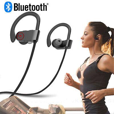 Waterproof Bluetooth Earbuds Beats Sports Wireless Headphones in Ear Headset NEW