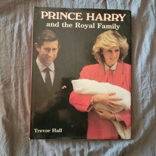 Prince Harry and the Royal Family by Trevor Hall 1984