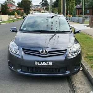 Toyota Corolla Hatchback 2010 Mays Hill Parramatta Area Preview