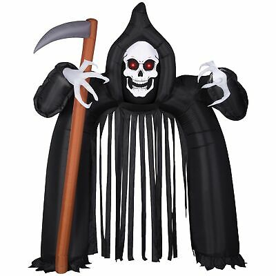 Airblown Archway Reaper Inflatable Gemmy Halloween