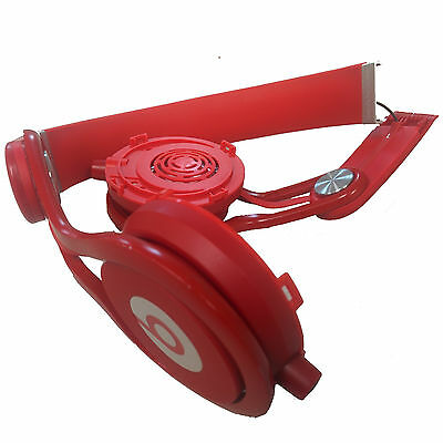 Genuine Beats by Dr. Dre Mixr Over the Ear Wired DJ Headphones Red - FOR