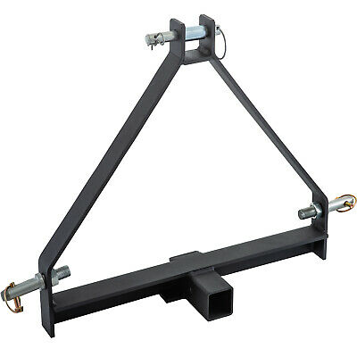 3 Point 2 Receiver Trailer Hitch Tractor Drawbar Catagory 1 Heavy Duty 2