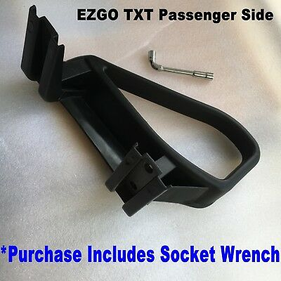 EZGO TXT Golf Cart 1994-Up Passenger Side Hip Restraint Right Side   71701-G01