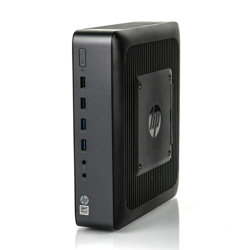 HP T620 PLUS Thin Client AMD GX-420CA 4GB RAM 16GB Flash G6F27AT#ABA w/ HDD/OS
