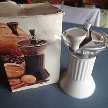 Brand New - White Coffee Mill/Grinder - CHEAP! North Ryde Ryde Area Preview