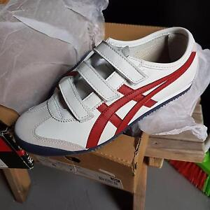 Onitsuka Tiger size us 8 Mexico 66 white/red Brand New Wetherill Park Fairfield Area Preview