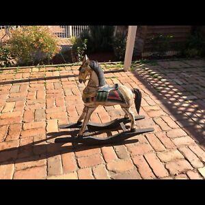 Decorative rocking horse