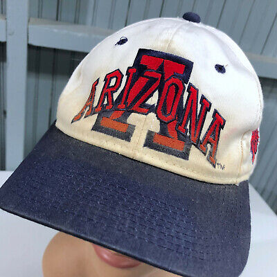 ildcat Discolored Beat Up Snapback Baseball Cap Hat (Arizona Wildcats Baseball)