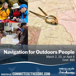Navigation for Outdoor People