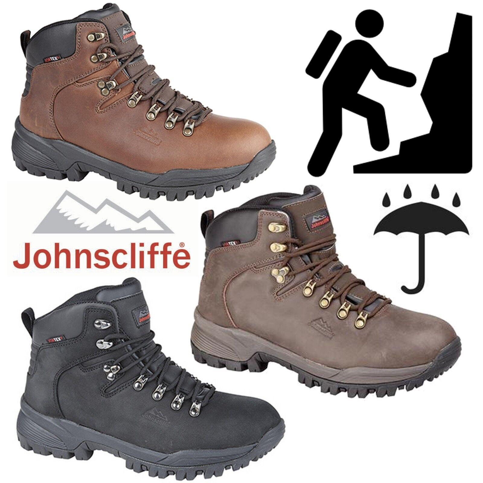 johnscliffe mens walking boots