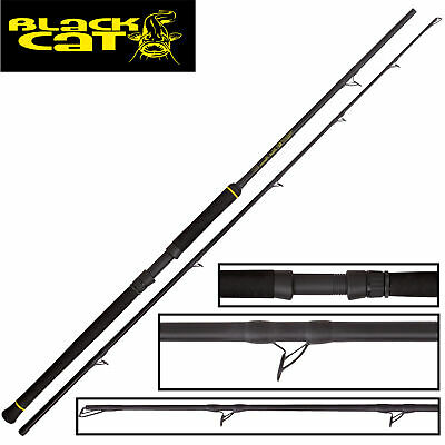 Black Cat 2,50 m Passion Pro DX Boat 400g Welsrute Wallerrute Waller Wels
