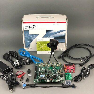 Xilinx Zynq-7000 Soc Zc702 Video Imaging Kit W Evaluation Boards Camera