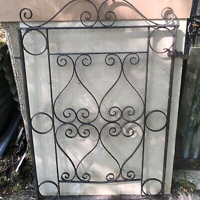 one iron single gate