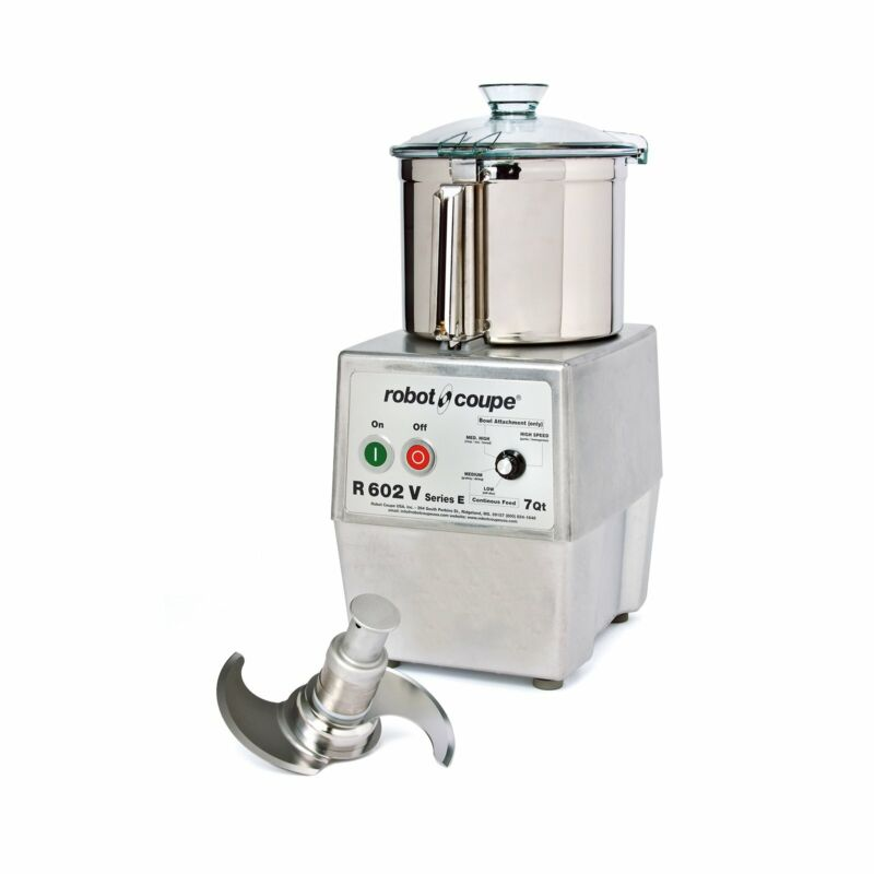 Robot Coupe R602VVB Benchtop / Countertop Food Processor