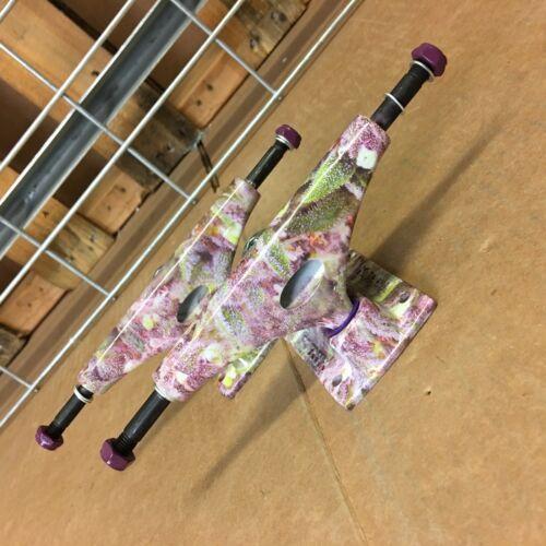 New Krux 3.5 Sandoval Purps Forged Downlow Skateboard Trucks 5.0 (Set of 2)