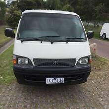 2000 Toyota Hiace Van/ with carpet cleaning machines /Minivan Dandenong Greater Dandenong Preview