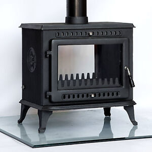 Coseyfire 12KW Double sided fronted Multifuel Woodburning Stove Stoves Burner