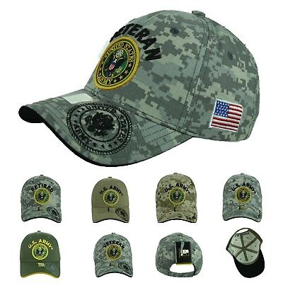 e221ef22ac3bb (USA Army Baseball Cap US Flag Army Veteran Retired U.S. Army Caps Operator  Hats)