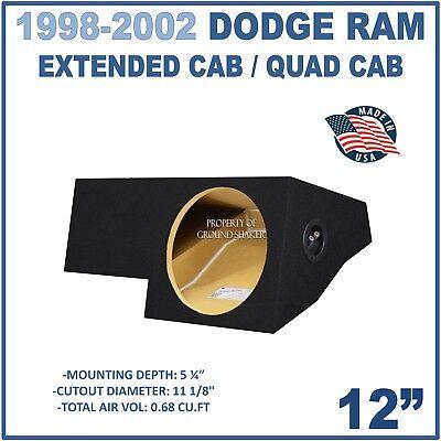 Dodge Ram Quad-Cab 1998-2001 Truck 12