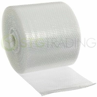 300mm x 3 x 100M ROLLS OF BUBBLE WRAP 300 METRES