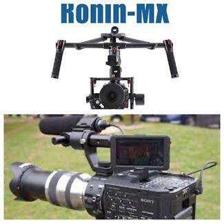 Dji Ronin MX & Sony NEX FS100