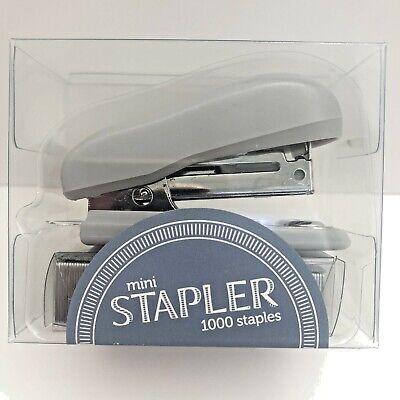 Mini Office Depot Student School Travel Home Office Stapler Standard 1k Staples