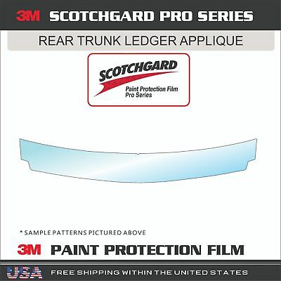 3M Scotchgard Paint Protection Film Clear Fits 2013 2014 2015 Honda Accord Coupe