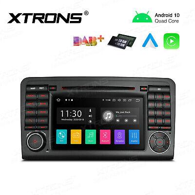 Android 10 Autoradio GPS DVD BT5.0 Wifi für Mercedes Benz ML/GL Klasse W164 X164