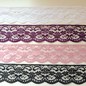 Best-Quality-Nottingham-Lace-2-5-WHITE-BLACK-IVORY-PINK-RED-GREY-BLUE