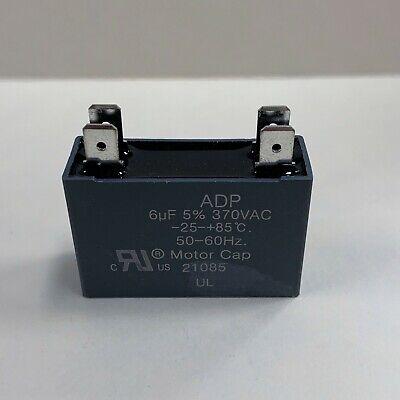 ADP370F605J-M1 6 uF 370 VAC Capacitor 300282 HIGH QUALITY! FAST SHIP!