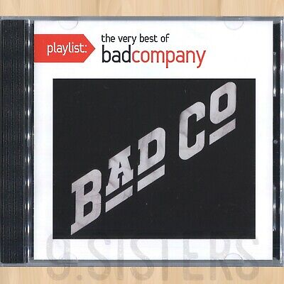 PLAYLIST Very Best of BAD COMPANY Live at Wembley Arena CD Shooting Star