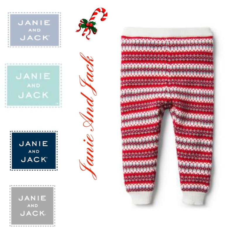 Janie And Jack Baby Pants Size 12/18 Months