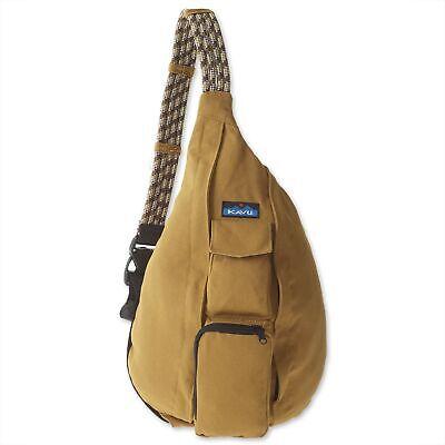 KAVU Rope Bag, Tobacco, One Size