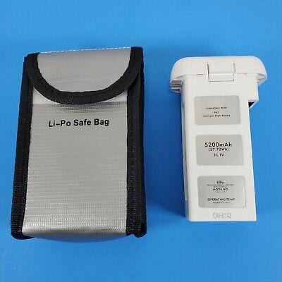5200mAh For DJI Phantom 2 Rational Flight Battery with Battery Safe Bag USA