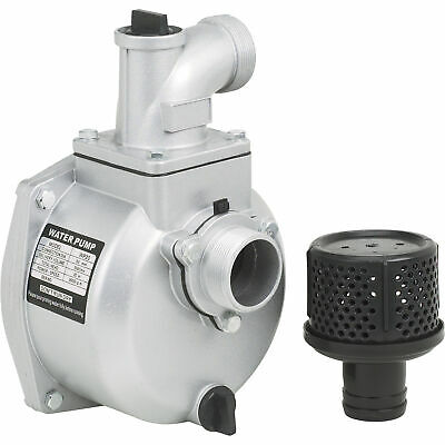Semi-trash Water Pump Only-for Threaded Shafts 2in Ports 7860 Gph 109274
