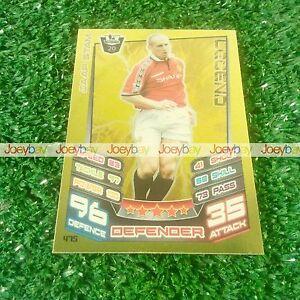 12/13 LEGEND MATCH ATTAX CARD 2012 2013 LEGENDS