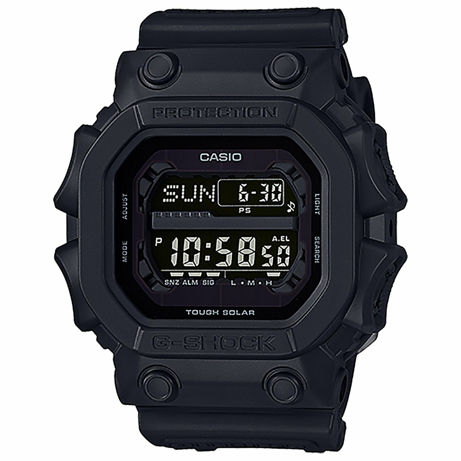 Brand New Casio G-Shock Black Out Solar Multi Function