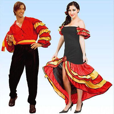 Rumba Kostüm für Männer oder Frauen Tanzkostüm Kleidung Kostüm Tänzer (Tänzer Kostüm Frauen)