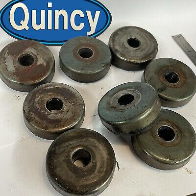 Quincy Air Compressor Rubber Bobbins Vibration Pump Isolator Mounts Standoffs