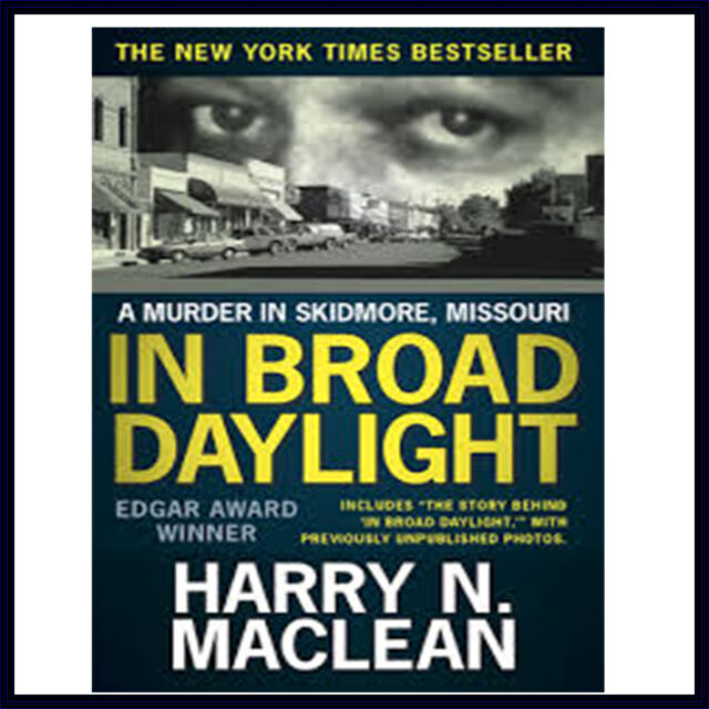 IN BROAD DAYLIGHT - BRAND NEW PAPERBACK HARRY MACLEAN