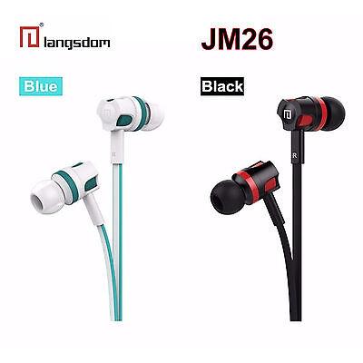 Super Bass In-Ear Kopfhörer Headset Earphone JM26 fü Samsung LG HTC Apple
