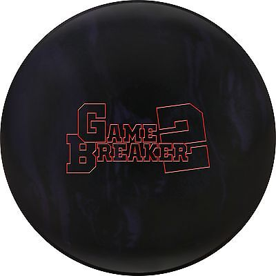 Bowling Ball Game (Ebonite Game Breaker 2 Bowling Ball NIB 1st)