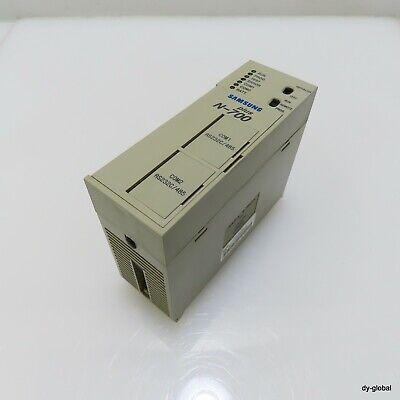 Samsung Used Fara N-700pluscpl7215a-1 Cpu Plc-i-18379l16