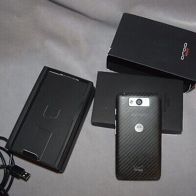 Motorola Droid MAXX - 16GB - Black (Verizon) Smartphone