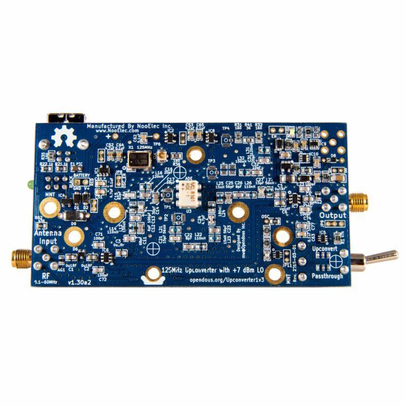 Ham It Up: HF Upconverter For RTL-SDR RTL2832U R820T2; HackRF RF Up Converter US