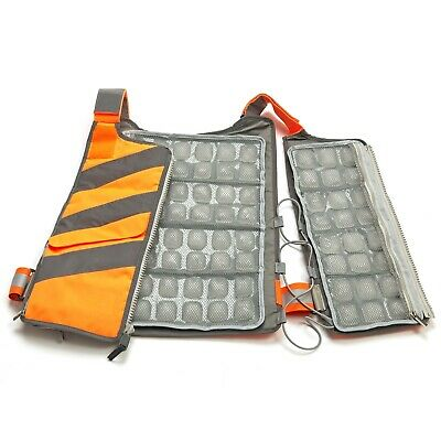 - FlexiFreeze Ice Vest Pro Series - Personal Cooling Heat Relief (Hi-Vis)