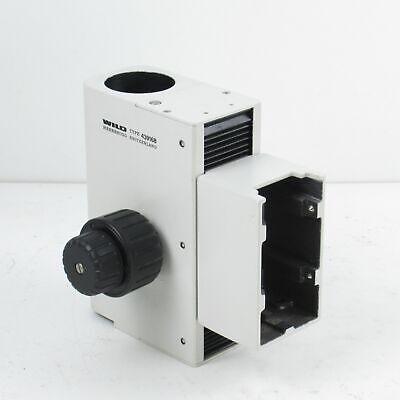 Wild Fine And Coarse Focus Drive For Stereo Microscope Teaching Bridge - 439168