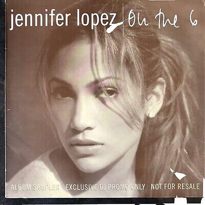 Jennifer Lopez - On The 6 (6 Track Vinyl Sampler)