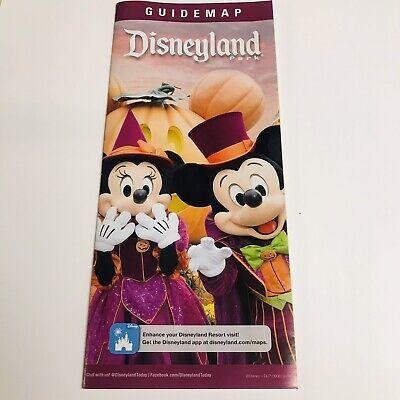 2019 Halloween Minnie Mouse Costume (Disneyland 2019 Halloween Park Map Mickey & Minnie Mouse)