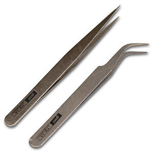 Tweezers for art and crafts decoupage nail art acrylic gel for Arts and crafts tools